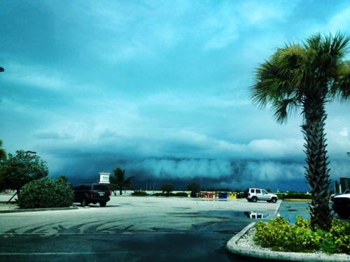 Shelf Cloud NWS FB