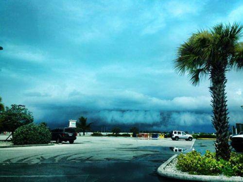 Shelf Cloud NWS FB